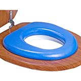 REER Soft de asiento de inodoro de alfombrilla para niños, acolchada