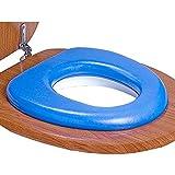 Reer 4811.1 - Asiento reductor para WC, color azul