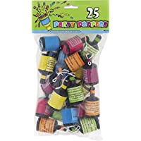 Ayush party Poppers, Pack of 25