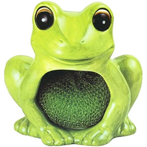 FROG Scouring/Brillo Pad Holder & Scour Pad ~NEW~ by KMC/KK-Frog