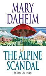 The Alpine Scandal (Emma Lord Mysteries (Paperback)) by Mary Daheim (2008-01-05)