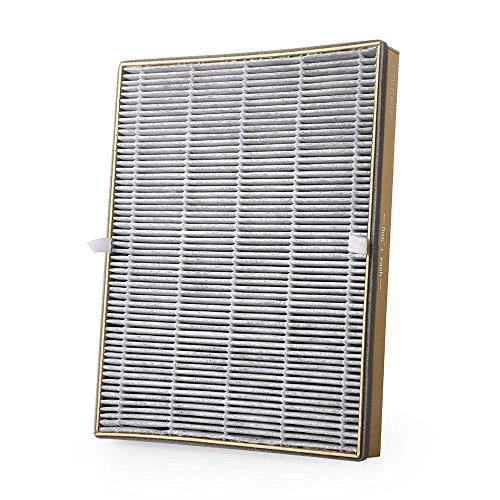 VAVA Luftreiniger Ersatzfilter, 4-in-1 True HEPA Filter kompatibel mit Luftreiniger VA-EE008