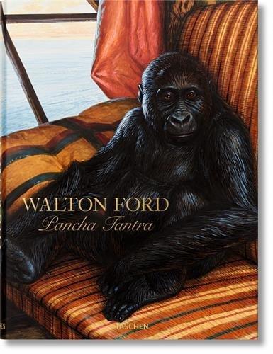 Walton Ford. Pancha Tantra - Edición Bilingüe (Jumbo) por Walton Ford; Bill Buford