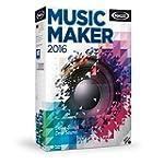MAGIX Music Maker 2016, Das Musikprog...