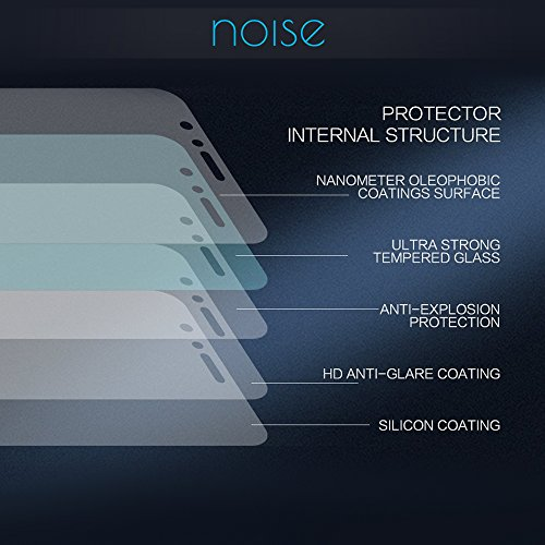 Noise Premium Tempered Glass Screen Protector for Moto G Plus 4th Gen (G4)