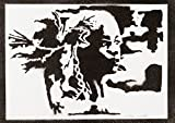 Daenerys Targaryen Juego De Tronos (Game of Thrones) Hecho A Mano - Handmade Street Art Poster