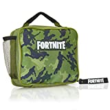 Fortnite Lunch Box | Sac Isotherme Repas Déjeuner Portable | Sac Isotherme Lunch Bag Motif Danseurs | Lunch Bag pour École, Travail, Voyage | Cadeau Fille, Femme, Homme, Garçon