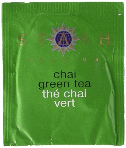 Stash Tea - Premium Chai tè verde - tè 20 borse