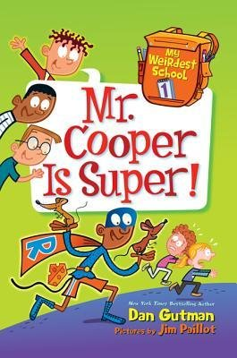 By Gutman, Dan ( Author ) [ Mr. Cooper Is Super! By Feb-2015 Hardcover