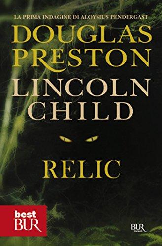 relic-serie-di-pendergast-vol1-narrativa