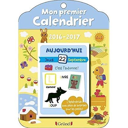 Mon premier calendrier