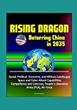 Rising Dragon: Deterring China in 2035 - Social, Political, Economic, and Military Landscape, Space and Cyber Attack Capabilities, Compellence and Coercion, People's Liberation Army (PLA), Air Force