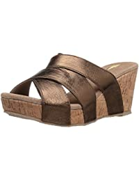 Volatile Women's Leona Wedge Sandal