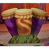 Conga Drum Standee by Shindigz