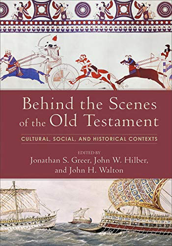 Behind the Scenes of the Old Testament: Cultural, Social, and Historical Contexts (English Edition)