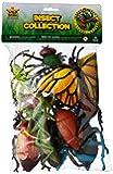 Wild Republic 64092 - Tüte mit Tiersammlung, Insekten, 10Stücke