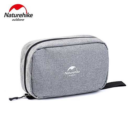 NatureHike Wash Bag Travel Cosmetic Bag Herren Taschen Gro�e Frauen Schminkset wasserdichte...