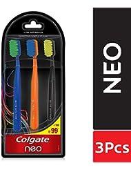 Colgate Neo 3626 Bristles Ultra Soft Toothbrush - 3 Pcs