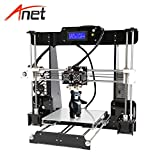 ANET A8-M 3D Printer DIY KIT Dual Extruders support double color print Multi