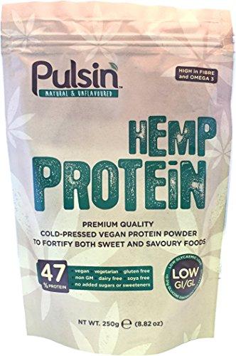 Protéines de chanvre Pulsin' Snacks 5060142010508 moins cher