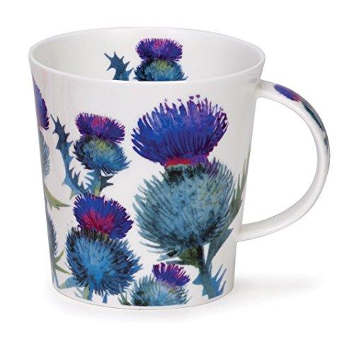 Schottisches Disteln Tasse, Dunoon Keramik