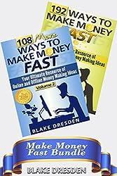 Make Money Fast Bundle: 192 Ways to Make Money Fast + 108 More Ways to Make Money Fast: Your Ultimate Resource of Online and Offline Money Making Ideas (English Edition)