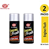 UE Premium Engine Flush Cleaner - 60 ml (Pack of 2)