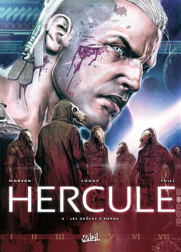 Hercule T02: Les Geôles d'Herne