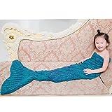 Kreative Nixeendstück Decke weich und warmer Schlafsack für Erwachsene und Kinder konzipiert sind...