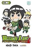 Rock Lee - Les péripeties d'un ninja en herbe Vol.1