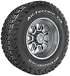 BFGOODRICH ALL-TERRAIN T/A KO2 - 255/70/16 120S - B/F/74dB - Off-Road Tyre