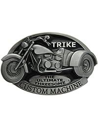 Boucle de ceinture Trike, Custom Machine en un de mes présentation en  coffrets. cec2278f721