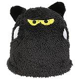 Barts Soft Monster Beanie Mütze Kindermütze Wintermütze Kindermütze Wintermütze (One Size - schwarz)