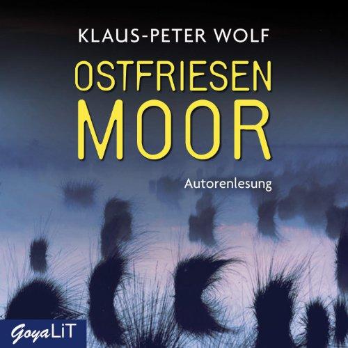 Buchseite und Rezensionen zu 'Ostfriesenmoor' von Klaus-Peter Wolf