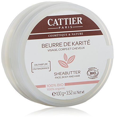 Cattier Sheabutter 100% biologisch, 100 ml