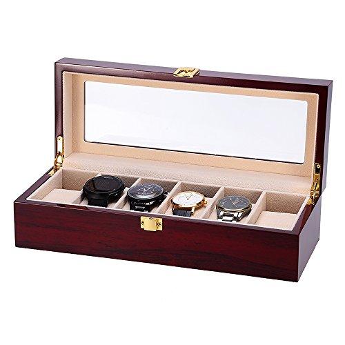 Caja-para-relojes-de-madera-estuche-para-relojes-y-joyeros-con-6-compartimentos