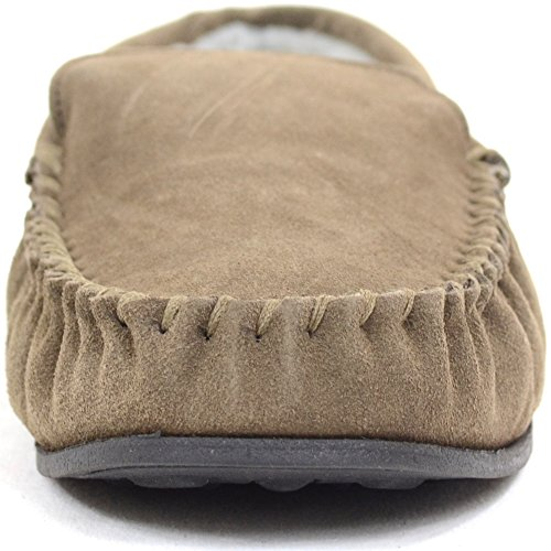 SNUGRUGS , Chaussons pour homme Taupe