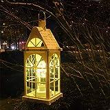 OUSENR Tischleuchte Dekorative Lampe Laterne 10 Led-Kupferdraht String Light Hängeleuchte Für Courtyard Leuchten Für Innenbeleuchtung
