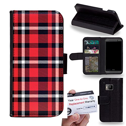 case88-htc-one-m9-flip-case-with-stand-credit-card-holder-magnetic-closure-stewart-pattern-dse0125