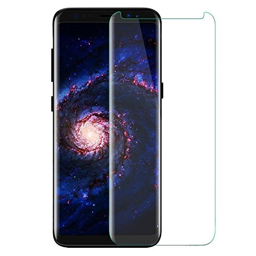 Sparkling Trends™ Premium Case Friendly 3D Tempered Glass Screen Protector for Samsung Galaxy S9 Plus 6.2 inch (Transparent/Clear)