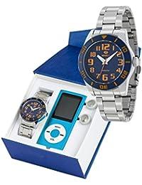Reloj Marea Cadete B35283/5 Acero MP4 de Regalo