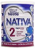 Nativa ProExcel 2 Leche de continuación en polvo desde los 6 meses - 800 g