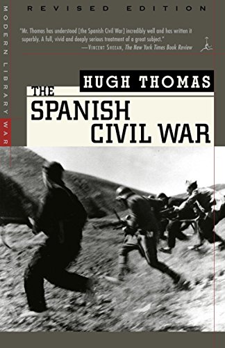 The Spanish Civil War: Revised Edition (Modern Library War)