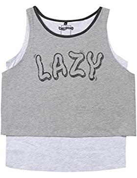 CHILLAROUND Mädchen T-Shirt 3j1066f