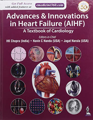 Advances & Innovations in Heart Failure (AIHF): A Textbook of Cardiology