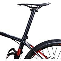 Super ligero de fibra de carbono bicicleta sillín sillín para bicicleta de carretera de montaña 3K Full Carbon sillín MTB carbono bicicleta asiento, Matte