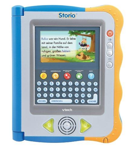 VTech 80-115604 - Storio inkl. Lernspiel