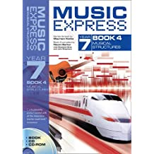 Music Express – Music Express Year 7 Book 4: Musical Structures (Book + CD + CD-ROM)