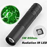 Best Night Vision Scopes - SOLEDI® 2018 New 5W 850nm LED Infrared IR Review