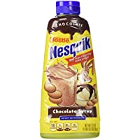 Nestle Nesquik Chocolate Syrup 22 oz